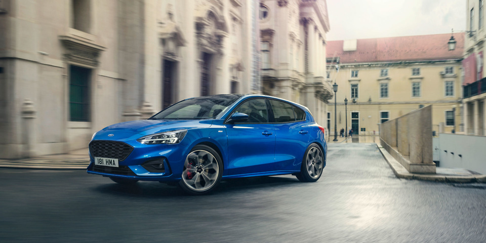New Ford Focus: five tech highlights you need to know about