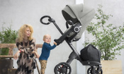First look of new Stokke Xplory 6 pushchair 2018