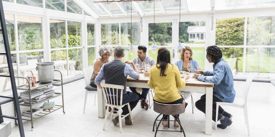 Five ways to cut the cost of your conservatory