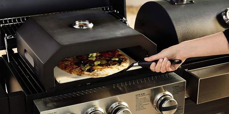 New cheap Aldi BBQ Pizza Oven on sale