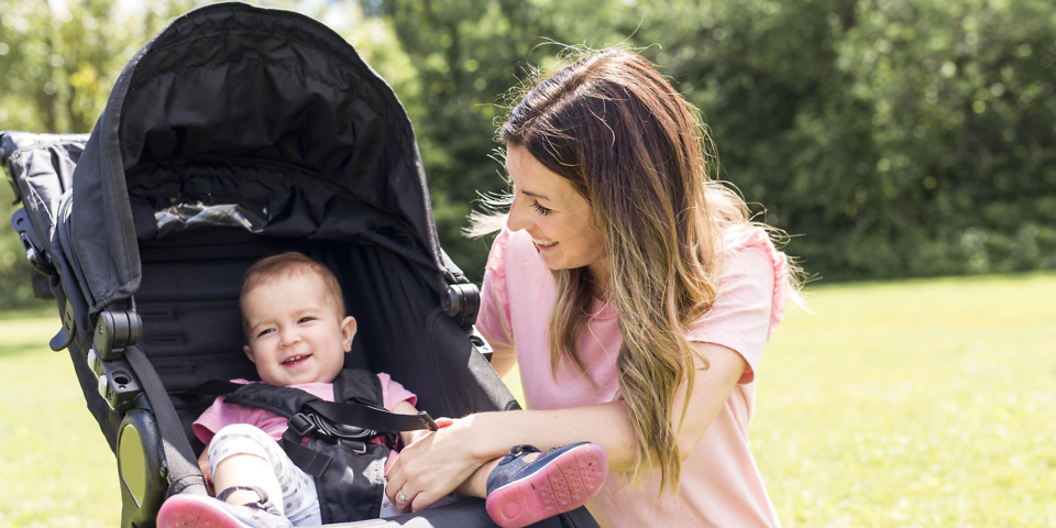Top five most popular pushchairs for summer 2018