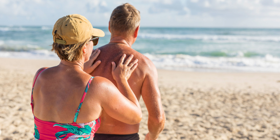Which? issues water-resistant sun creams warning