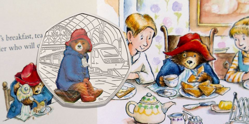 New Paddington 50p coins released: is this the newest rare coin?