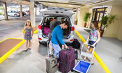 How to avoid embarrassing yourself in a hire car