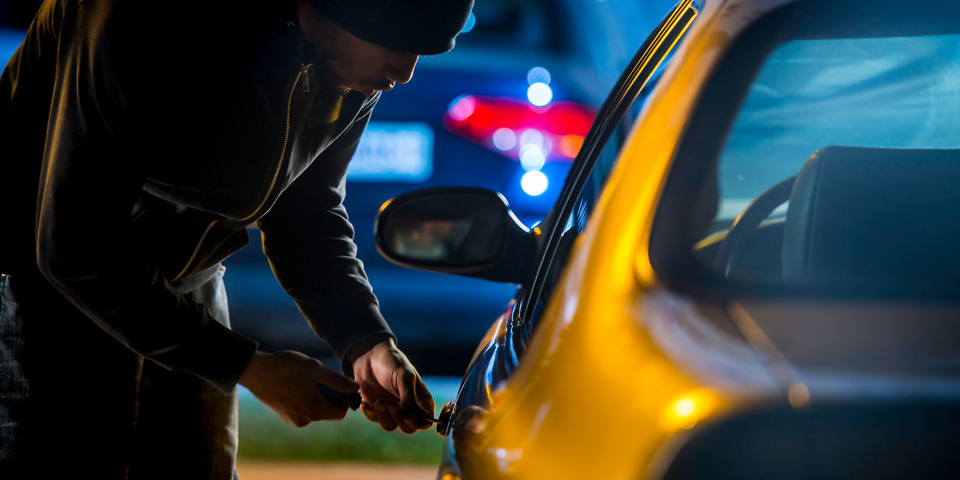 Car brands most likely to be stolen