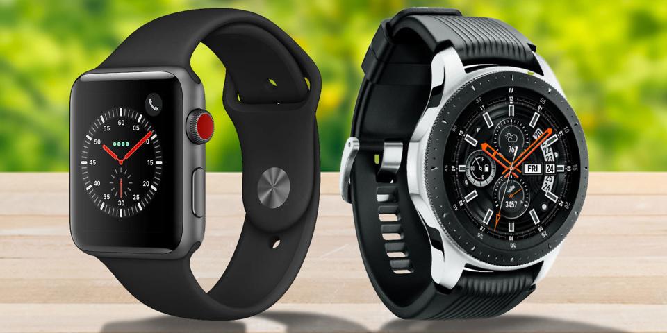 Samsung Galaxy Watch vs Apple Watch vs Gear S3 – which smartwatch should I buy?