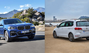 Family SUVs reviewed – plus sporty alternatives