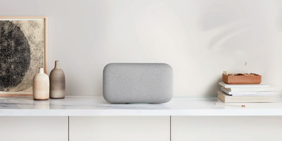 Google Home Max: sound to rival the Apple HomePod and Amazon Echo?