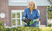 Is the £39.99 electric hedge trimmer from Lidl worth buying?