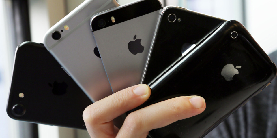 How much money can you get for selling a used iPhone?