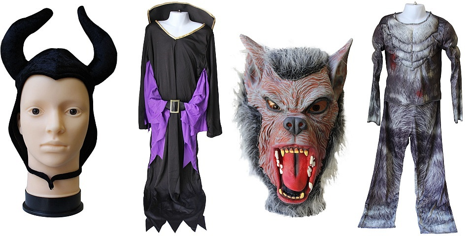 Halloween kids costumes from B&M and eBay fail flammability testing