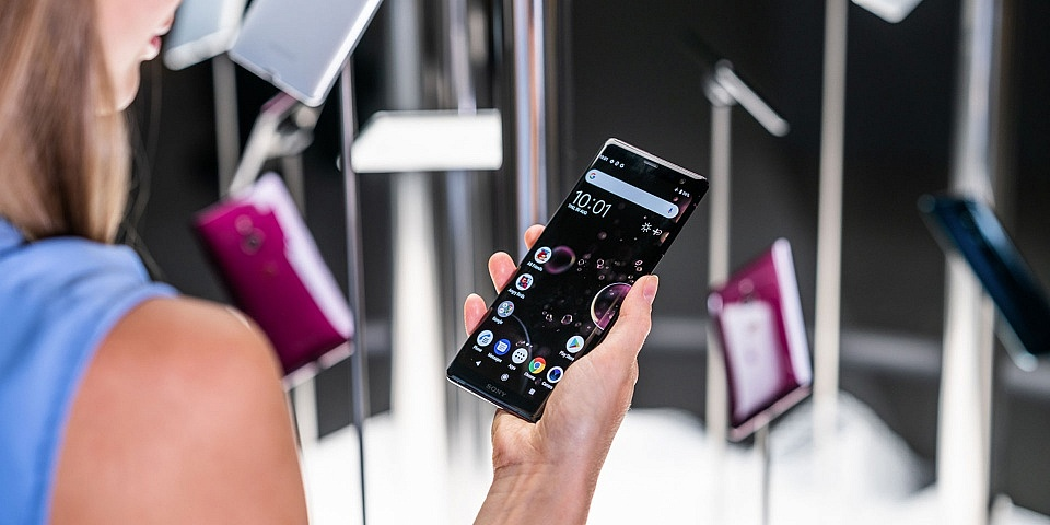 Sony Xperia XZ3: a serious threat to Samsung and Apple