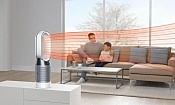 Dyson launches new Pure Hot and Cool air purifying fan heater
