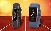 Garmin Vivosmart 4 vs Fitbit Charge 3: activity trackers put through their paces