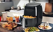 Lidl launches bargain £50 digital air fryer for Christmas