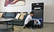 Meet the new machine that folds your laundry for you
