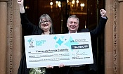 Scam alert: fraudsters impersonating the EuroMillions winners are promising a chunk of the £115m jackpot