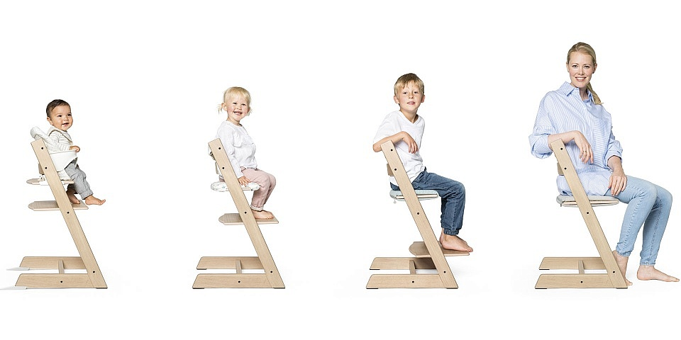 Does the Stokke Tripp Trapp high chair stand the test of time?