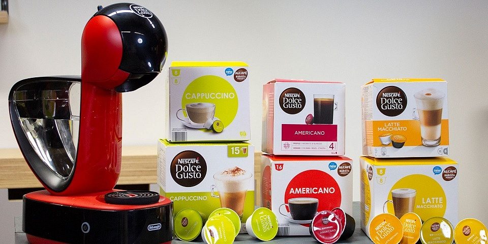 Are Aldi's cheap Dolce Gusto coffee and hot chocolate pods any good?