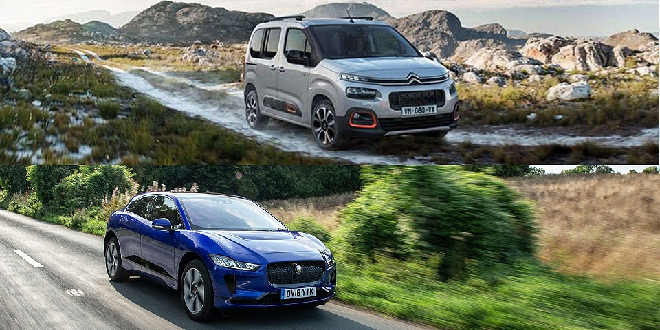 Eye-catching sporty and practical cars tested – including a rival to Tesla