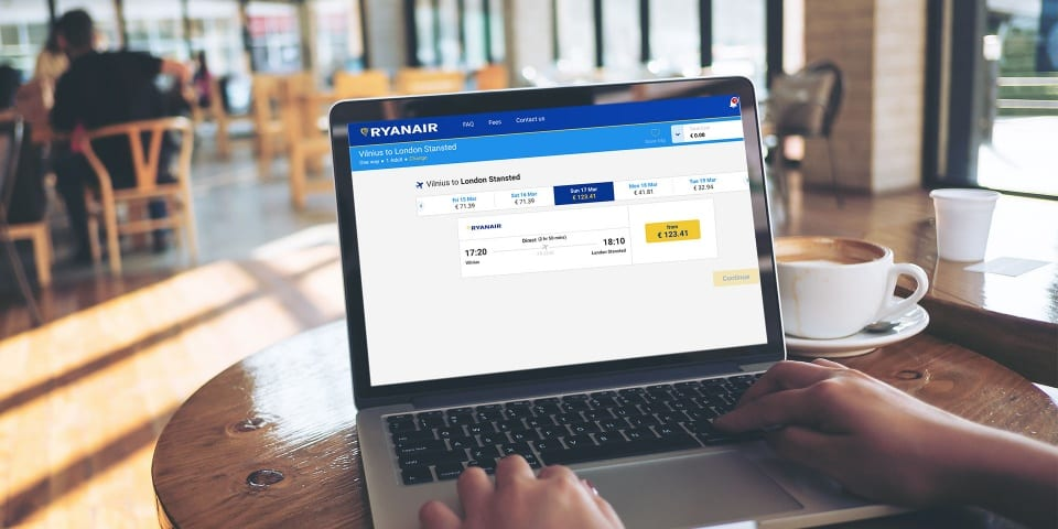 Ryanair continues to rip-off passengers with dynamic currency conversion