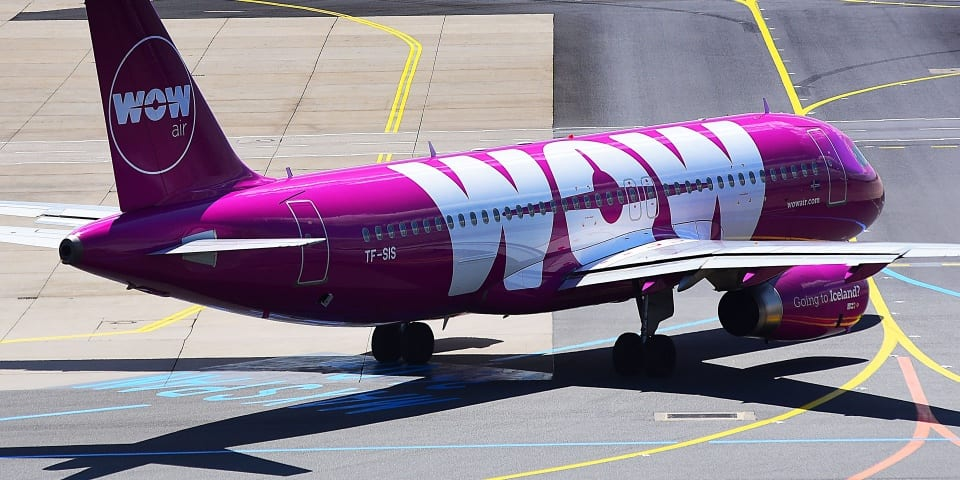 WOW Air ceases operations leaving thousands stranded