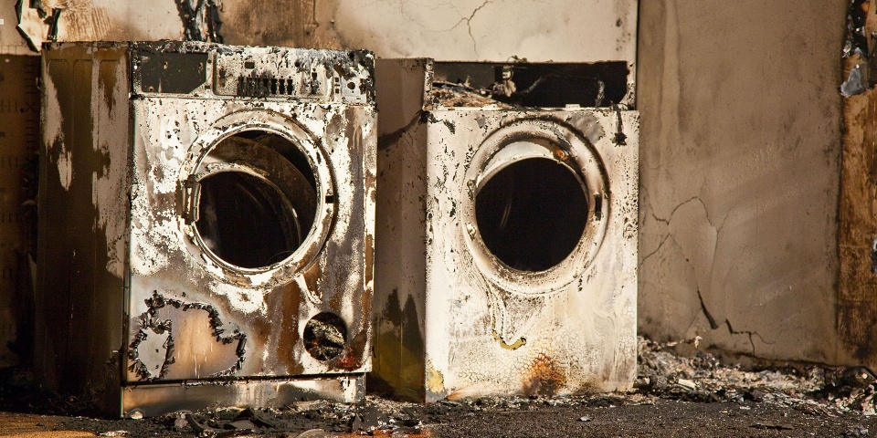 Whirlpool recall of fire risk tumble dryers begins today