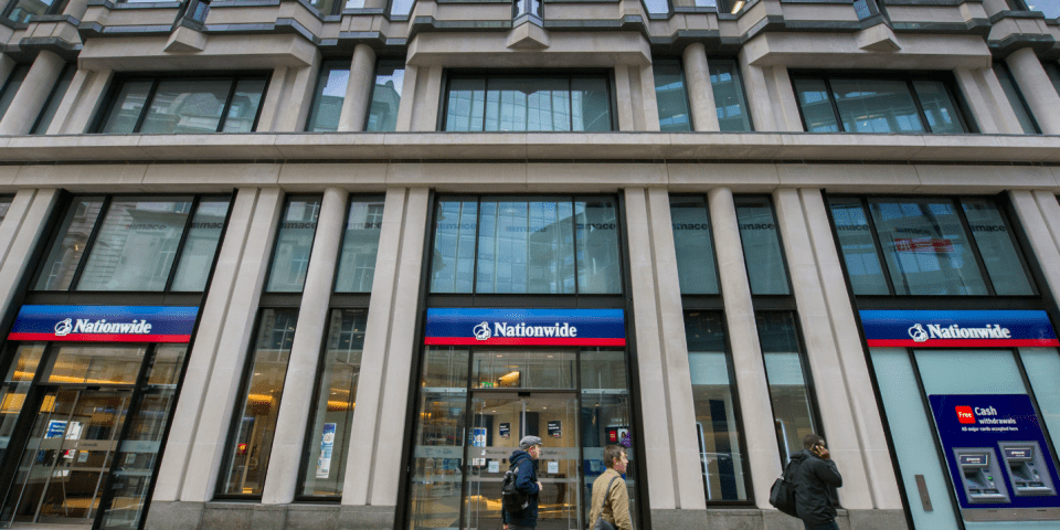 Nationwide to refund 320,000 customers after breaking overdraft rules