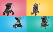 iCandy, Silver Cross, Thule and Quinny convertible travel systems go head to head