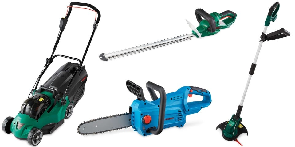 Are the Aldi cordless garden power tools worth buying?