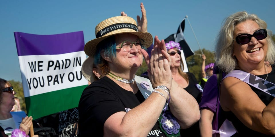 Women's state pension age increase was 'maladministered', rules Ombudsman – will it lead to compensation?