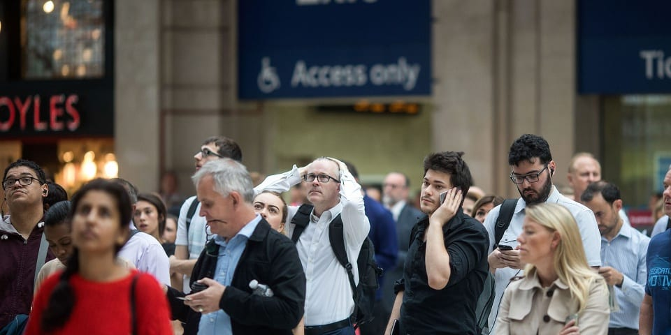 448 years lost to significant train delays in 2018, Which? reveals