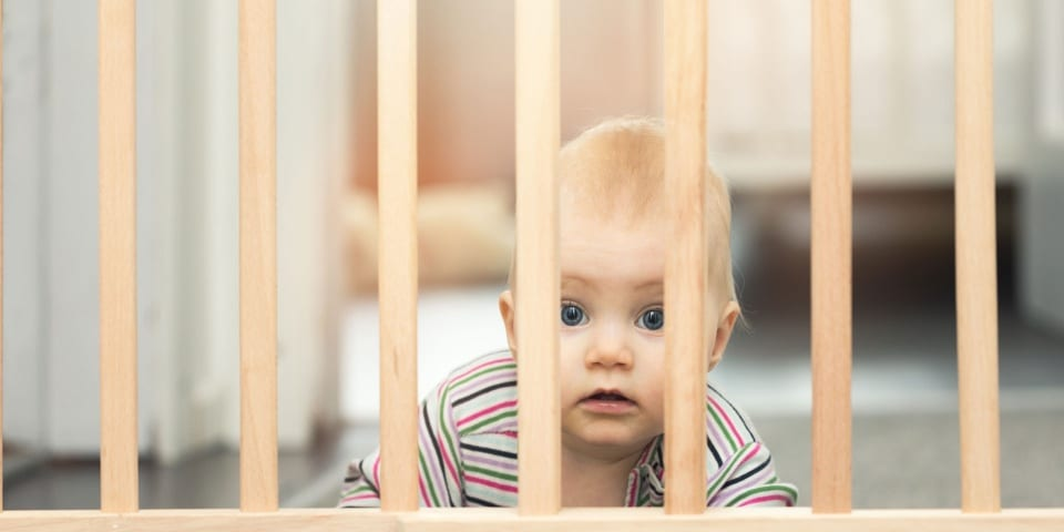 Shocking number of children's safety stair gates fail Which? safety tests