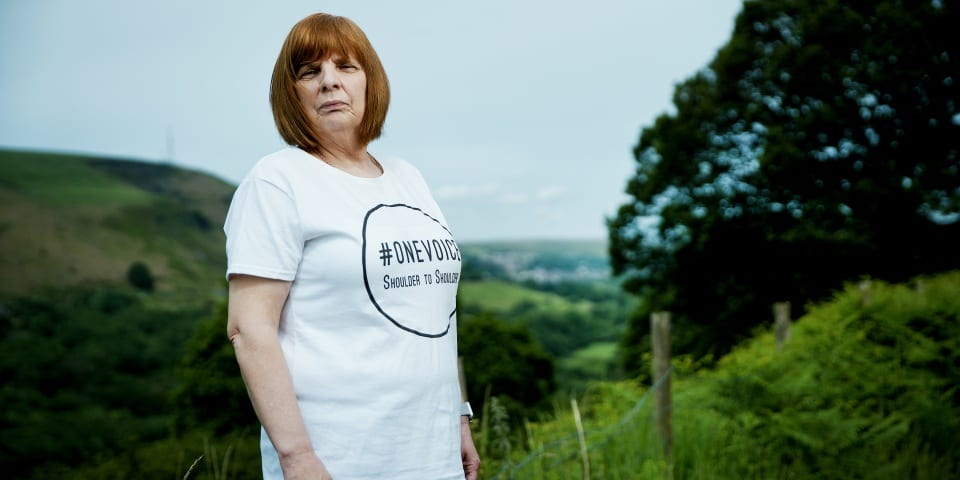 Revealed: the women battling the government for a fair state pension