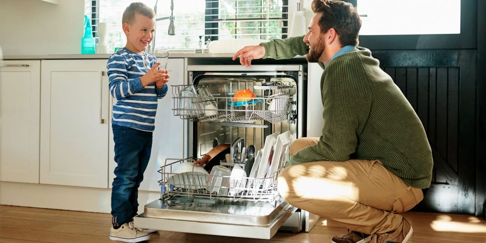 How to load your dishwasher after a barbecue
