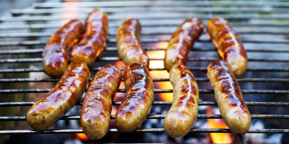 Charcoal barbecues beat gas for taste