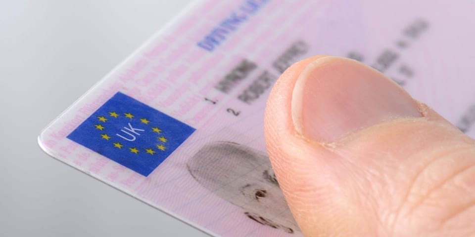 Motorists miss out on millions by not renewing their driving licence online
