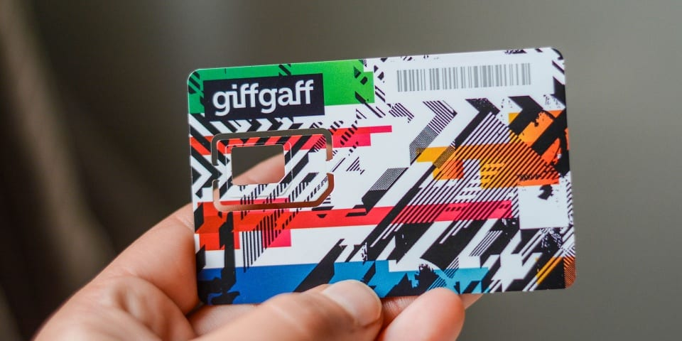 Giffgaff has doubled your data: is it the cheapest Sim-only provider around?