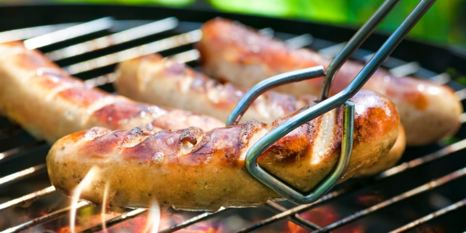 How much pork is in your sausage?