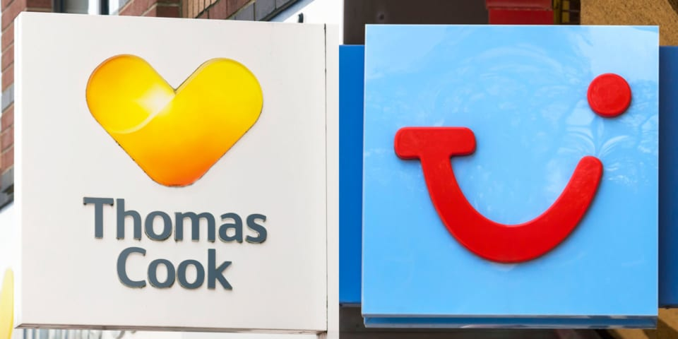 Thomas Cook and Tui rated worst for package holidays