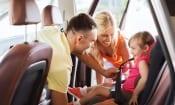Summer bank holiday car seat warning