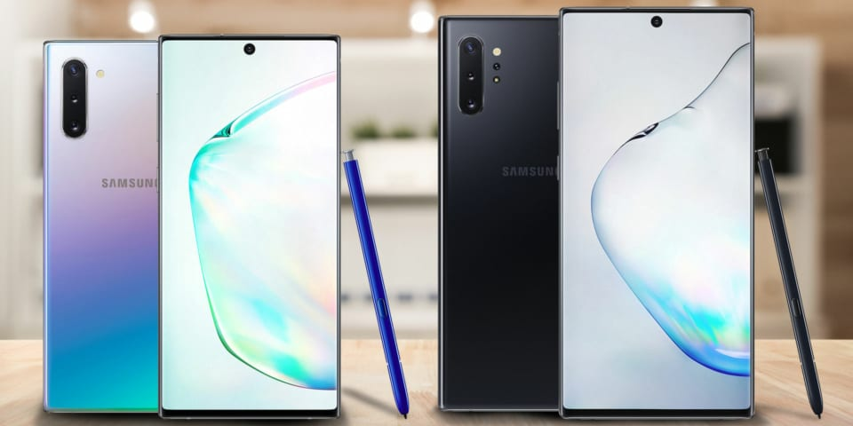 Five things you need to know about the Galaxy Note 10