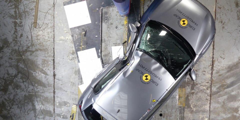 The latest family cars crash-tested