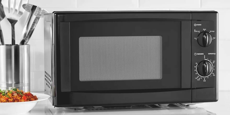 Can a £40 Asda microwave compete with pricier rivals?