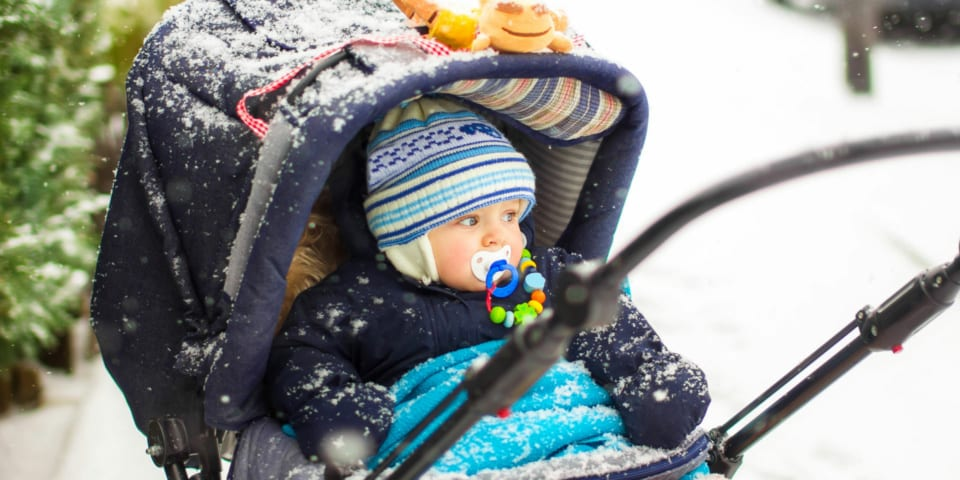 Best and worst pushchairs for winter 2019