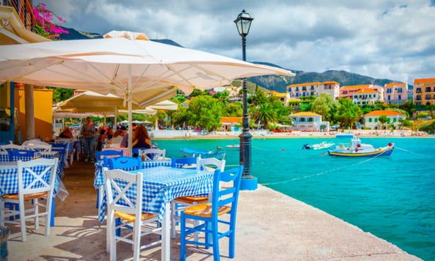 Kefalonia greece package holiday