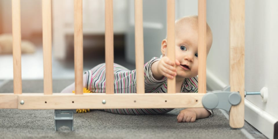 Argos recalls more Cuggl stair gates due to safety risk