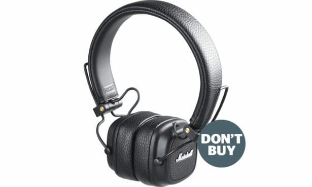 Marshall Major III Bluetooth headphones