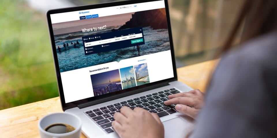 The best site for cheap flights