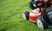Five tips for storing your lawn mower this winter